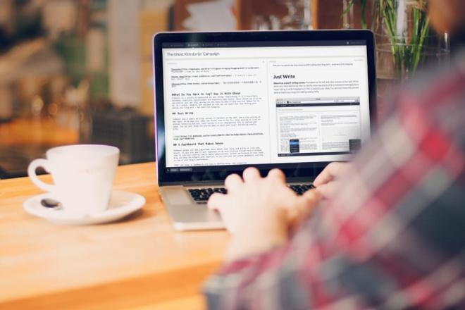 Размещу вашу статью со ссылками в своем блоге навсегда 1 - kwork.ru