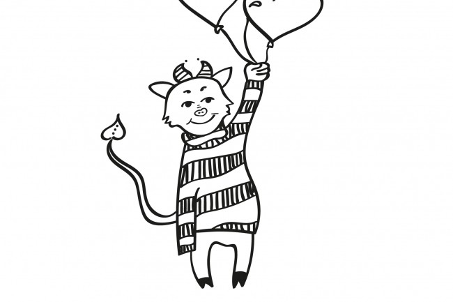 Нарисую любую иллюстрацию в стиле doodle 40 - kwork.ru