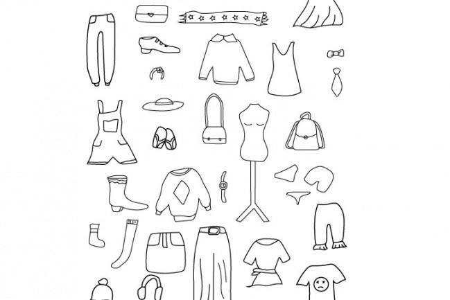 Нарисую любую иллюстрацию в стиле doodle 41 - kwork.ru