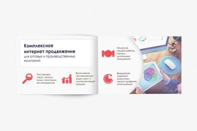 Разработаю Маркетинг Кит, для личных встреч и рассылки 170 - kwork.ru