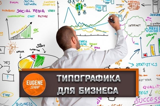 Создам Яркую Типографику для продвижения Ваших Услуг или Продуктов 4 - kwork.ru