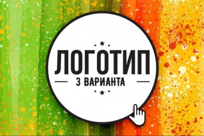 3 логотипа + исходники 6 - kwork.ru