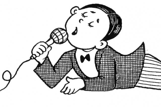 Ребёнок озвучивает Ваш текст 2 - kwork.ru