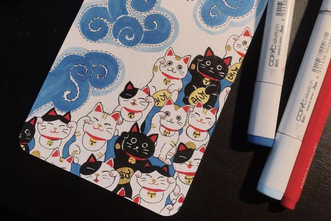 Нарисую любую открытку в диджитал формате или вручную 6 - kwork.ru