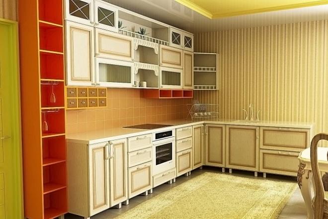 Создам визуализацию интерьера высокого качества 1 - kwork.ru