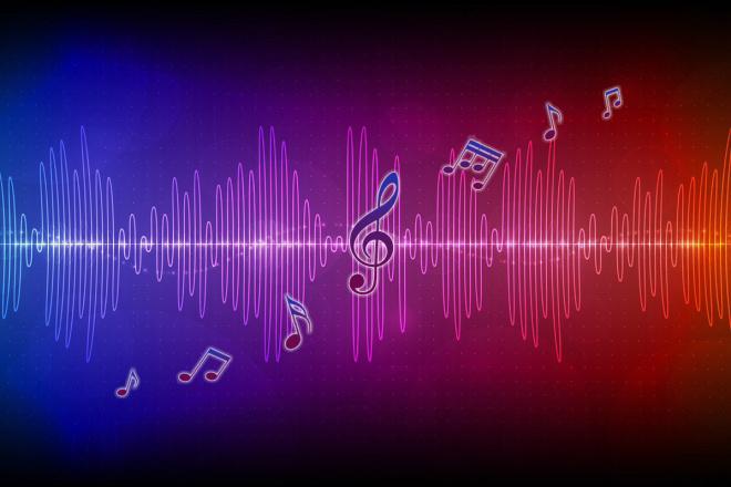 Обработка аудио, из видео в аудио 1 - kwork.ru