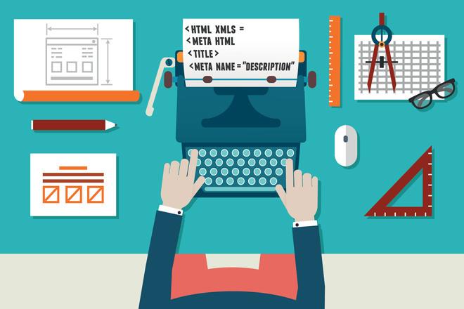 Продвинутый курс по созданию сайта с нуля 1 - kwork.ru