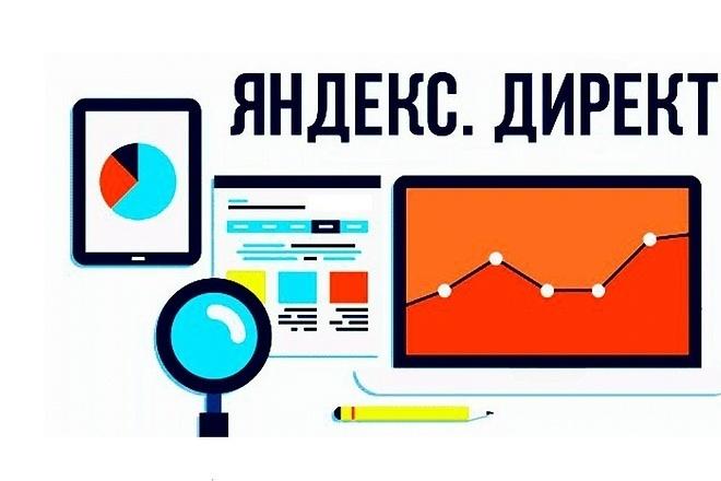 Аудит и оптимизация рекламной кампании в Яндекс. Директ 1 - kwork.ru