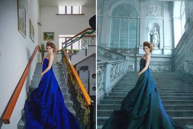 Сделаю заказ в фотошопе любой сложности 51 - kwork.ru