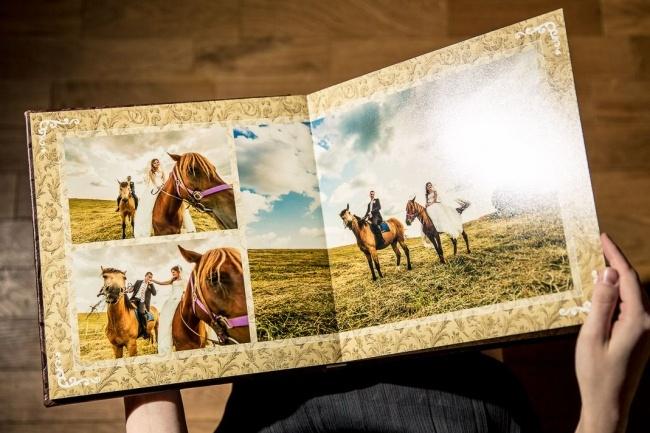 Делаю классные, шикарные фотокниги 37 - kwork.ru