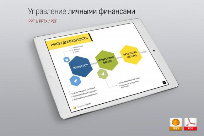 Создам презентацию pdf, PowerPoint 40 - kwork.ru