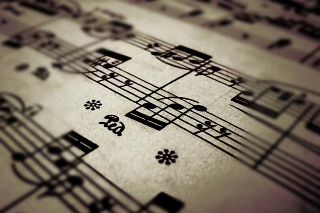 Напишу куплет песни с припевом для развлечения или бизнеса 1 - kwork.ru