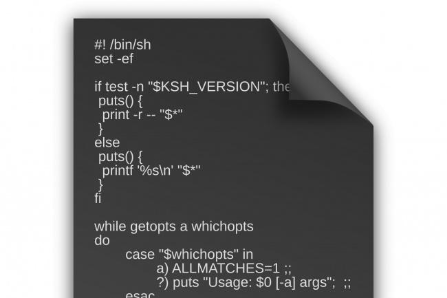 Напишу, поправлю скрипт PHP, Jquery, JS 1 - kwork.ru