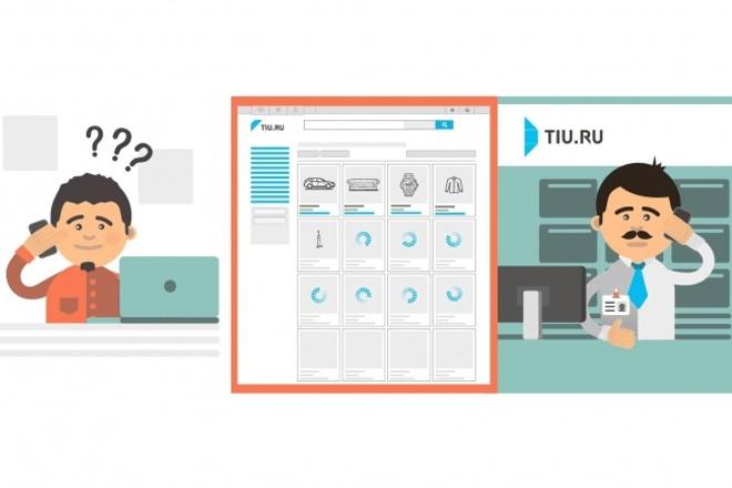 Оптимизация сайта на TIU.ru 1 - kwork.ru