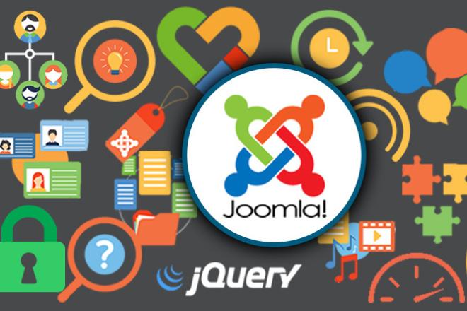 Премиум компоненты и модификации для Joomla 1 - kwork.ru