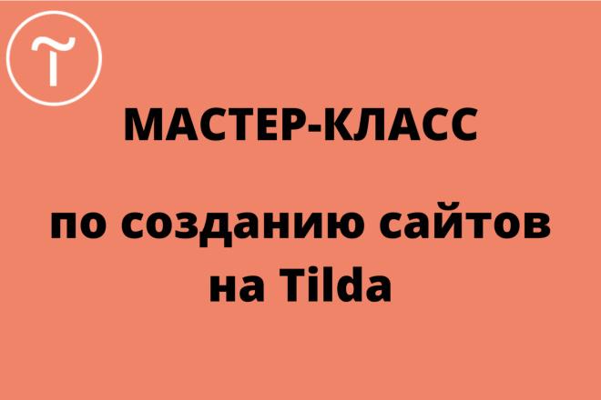 Марафон по созданию сайтов на Tilda 1 - kwork.ru