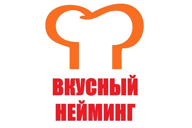 Название бренда под ключ 10 названий с доменами. Патентная проверка 1 - kwork.ru