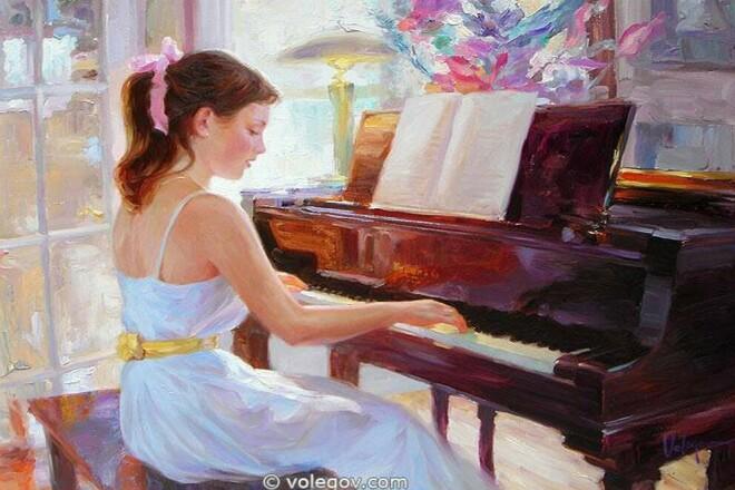 Уроки вокала,фортепиано по скайпу 1 - kwork.ru