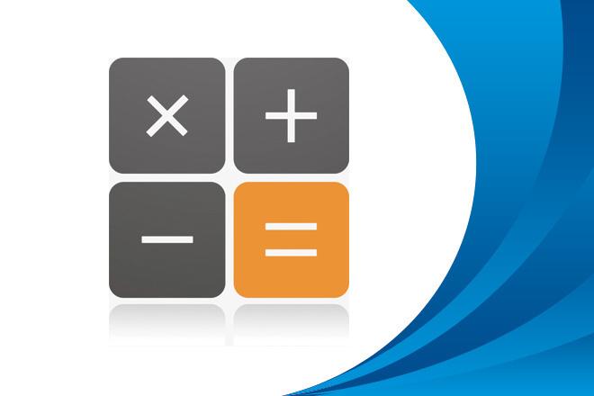 Калькулятор расчета стоимости 1 - kwork.ru