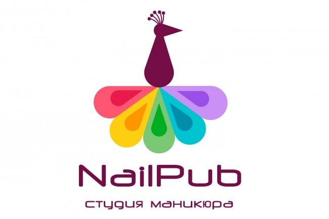 Создам 2 варианта логотипа + исходник 118 - kwork.ru