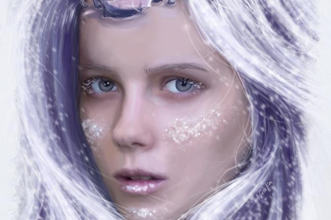 Рисую цифровые портреты по фото 50 - kwork.ru