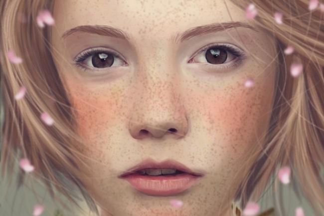 Рисую цифровые портреты по фото 52 - kwork.ru