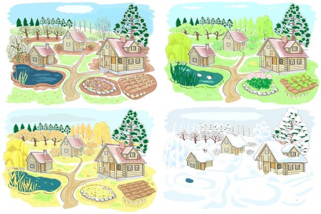 Нарисую иллюстрацию 10 - kwork.ru