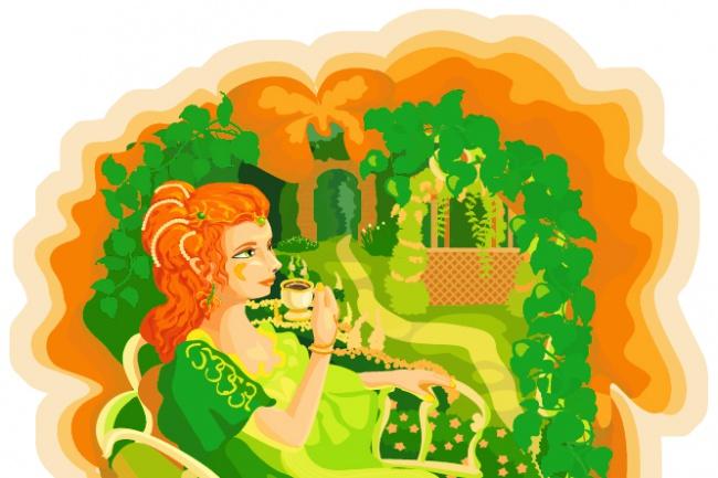 Нарисую иллюстрацию 6 - kwork.ru
