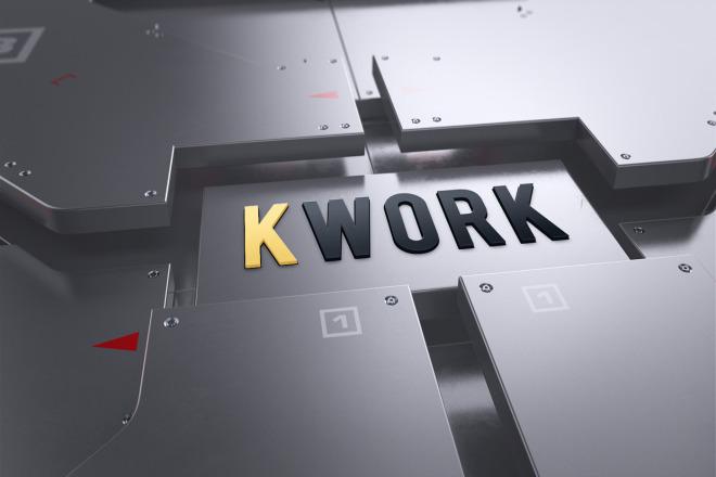 Создам интро в стиле Hi-Tech для Youtube канала 1 - kwork.ru