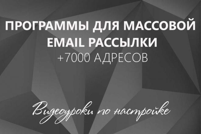 Программы для массовой Еmail рассылки 1 - kwork.ru