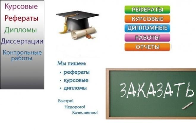 Оформлю реферат по госту 1 - kwork.ru