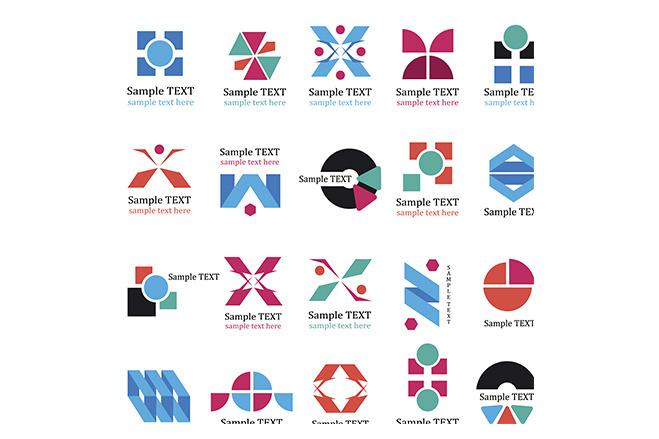 3 логотипа за пару часов, более 2000 вариантов на любой вкус и цвет 2 - kwork.ru