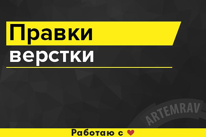 Исправление ошибок 1 - kwork.ru