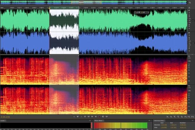 Самые сложные работы со звуком 1 - kwork.ru