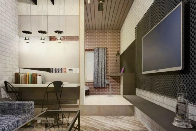 Дизайн интерьера 35 - kwork.ru