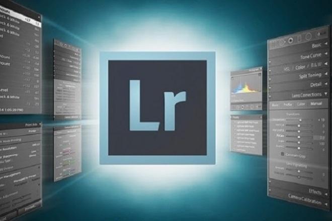 Создам ваши авторские пресеты Lightroom 15 - kwork.ru
