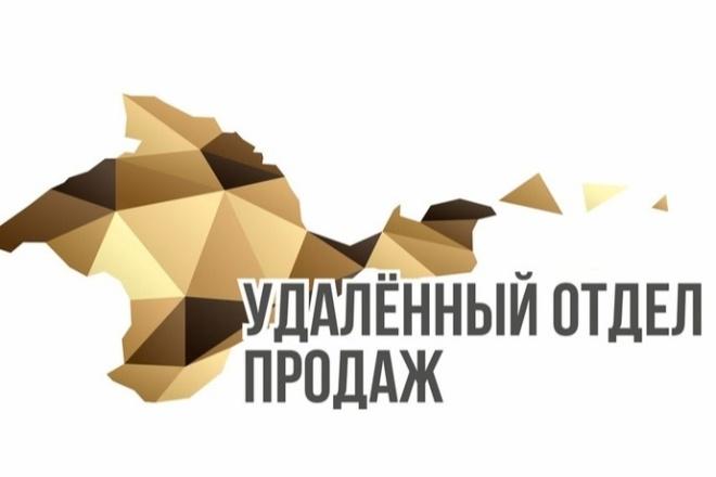 Холодные звонки В2В продажи 1 - kwork.ru
