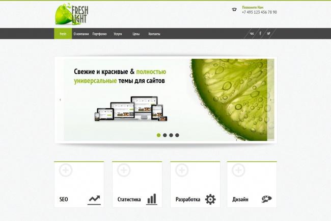 Создание продающих Lаnding Page посадочной страницы для Вашего бизнеса 3 - kwork.ru