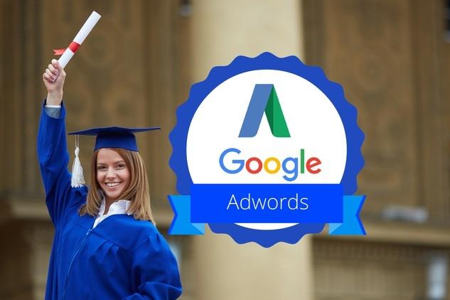 Сертификат Google Adwords. Окажу помощь в получении и сдаче экзамена 1 - kwork.ru