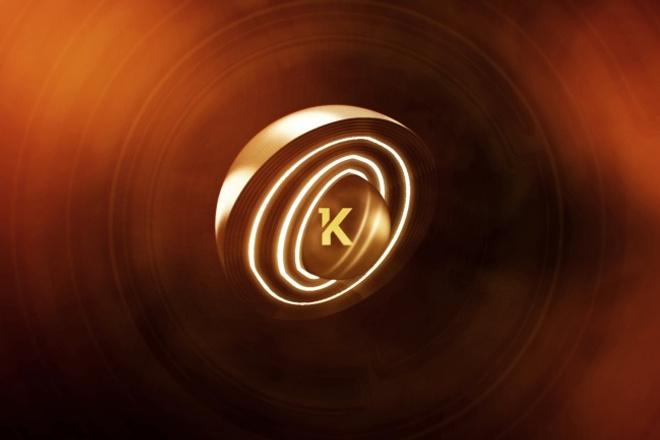 Создам интро Power Logo 1 - kwork.ru