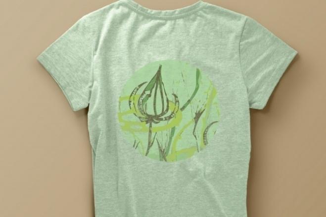 Дизайн футболки 5 - kwork.ru