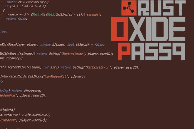 Создание и настройка сервера Rust Experimental 3 - kwork.ru