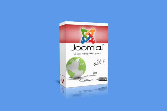 Шаблон темы, плагин, модуль, виджет для CMS Joomla установлю, обновлю 1 - kwork.ru