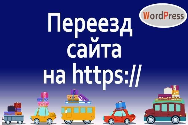 Правильный переход сайта на https с установкой SSL сертификата 1 - kwork.ru