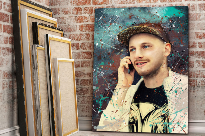 Dream Art портрет 9 - kwork.ru