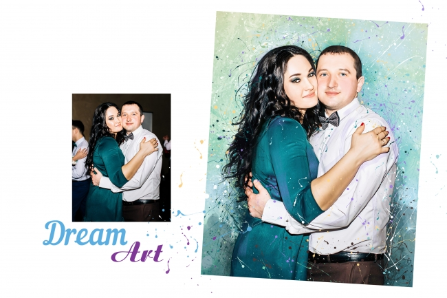 Dream Art портрет 8 - kwork.ru