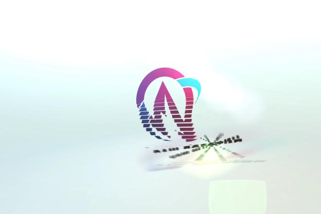 Создам анимационный лого 1 - kwork.ru