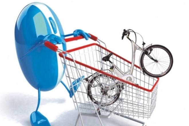 Опишу 10 товаров или напишу текст для вашего магазина 1 - kwork.ru