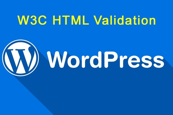 WordPress. Исправлю ошибки валидации HTML, по стандартам W3C org 1 - kwork.ru