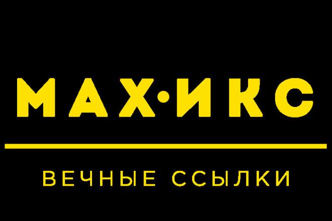 Вечная ссылка в новостной статье от 1000 ИКС 1 - kwork.ru